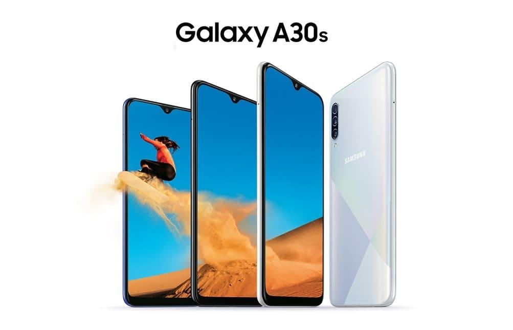 Samsung Galaxy A30s: характеристики и европейские цены на «бюджетник»