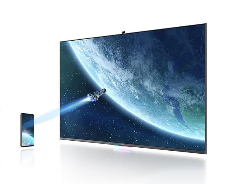Выпущенный Honor Vision работает на операционной системе Huawei Harmony OS