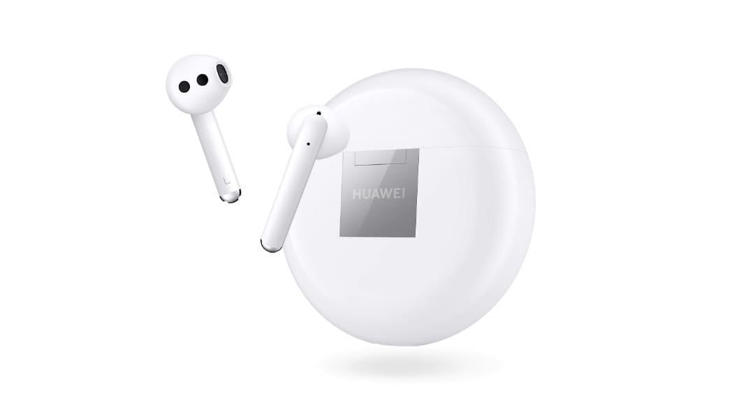 Huawei FreeBuds 3 - чип Kirin A1, Bluetooth 5.1, что ещё надо?