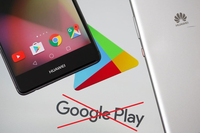 Google США «Huawei, ты кто такой? Давай до свидания!»