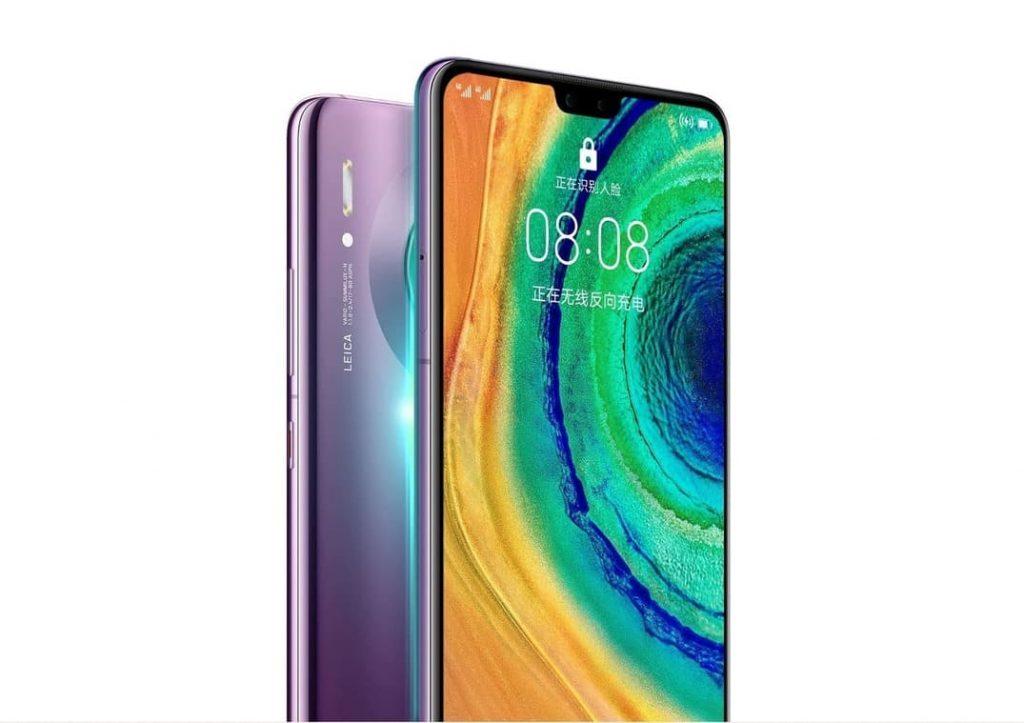 Представленные HUAWEI Mate 30 и Mate 30 5G могут стать самыми мощными смартфоны Huawei
