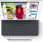 Apple представлила iPad 7 с 10,2 дюймовым Retina экраном