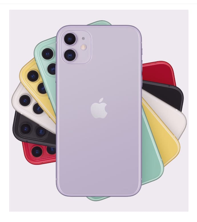 iPhone 11-color
