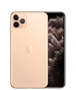 iPhone 11 Pro MAX золотой