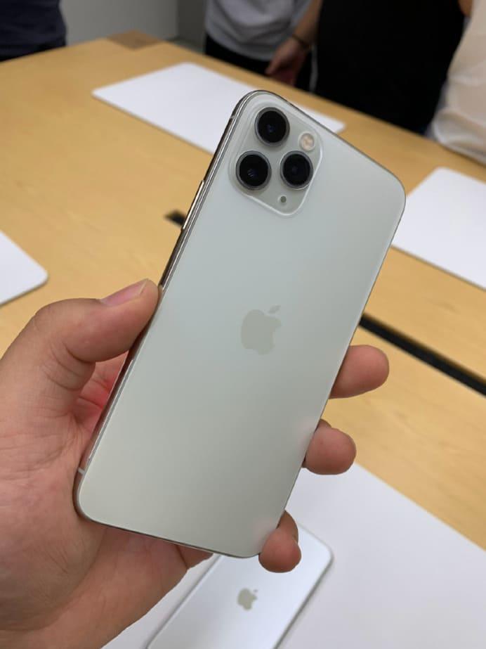 iphone 11 pro MAX живые фото