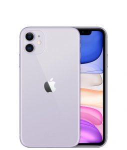 iPhone 11 фиолетовый