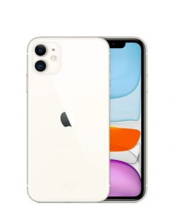iphone 11 белый