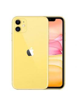 iphone 11 желтый