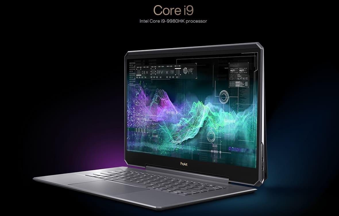 Asus ProArt StudioBook One [W590G6T] – каким должен быть профессиональный ноутбук в 2019 году по мнению Asus