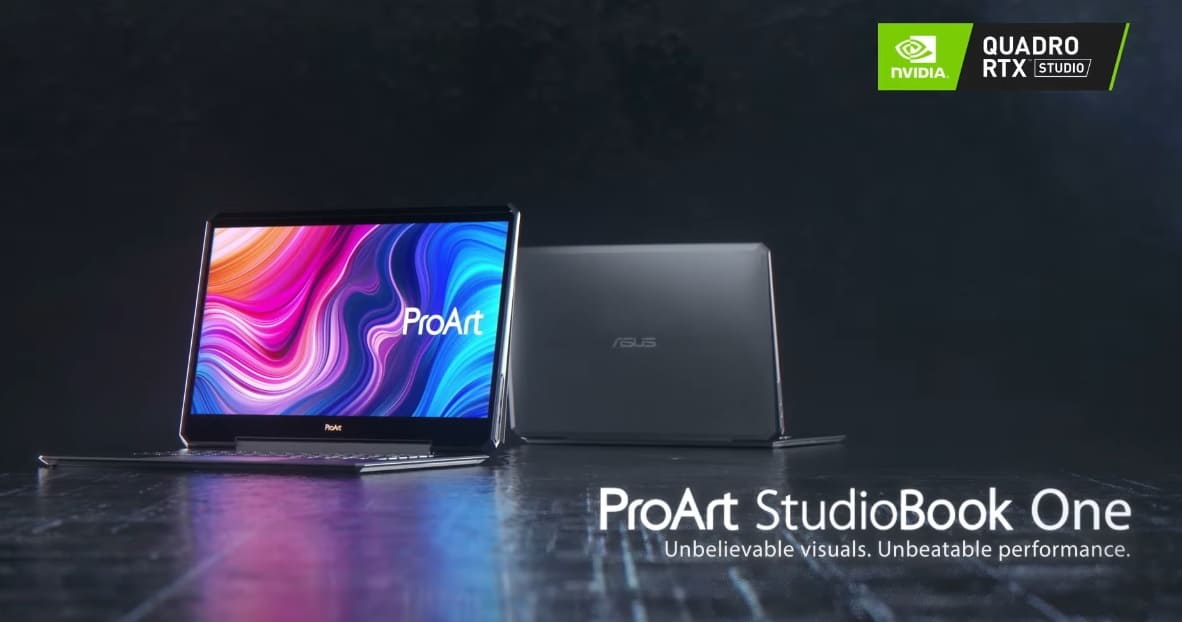 Ноутбук PROART STUDIO