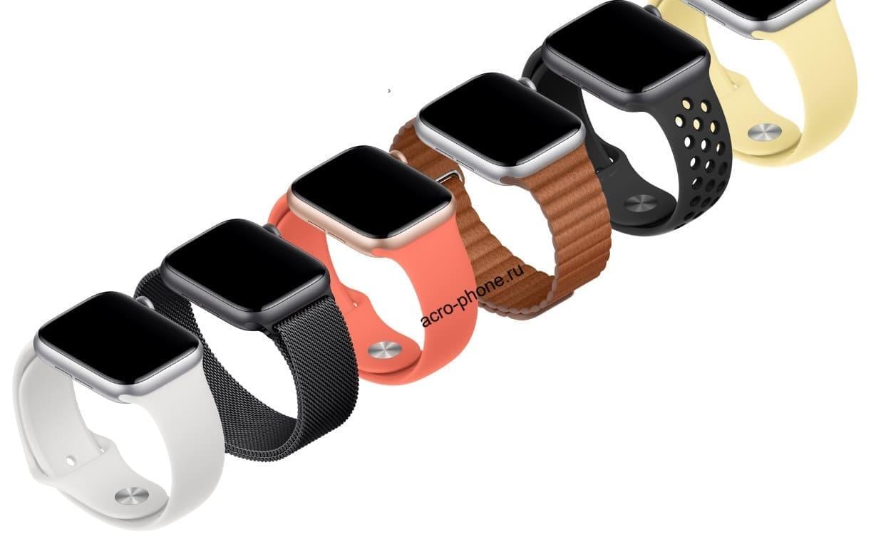 Состоялся релиз Apple Watch Series 5 - часы, заботящиеся о здоровье