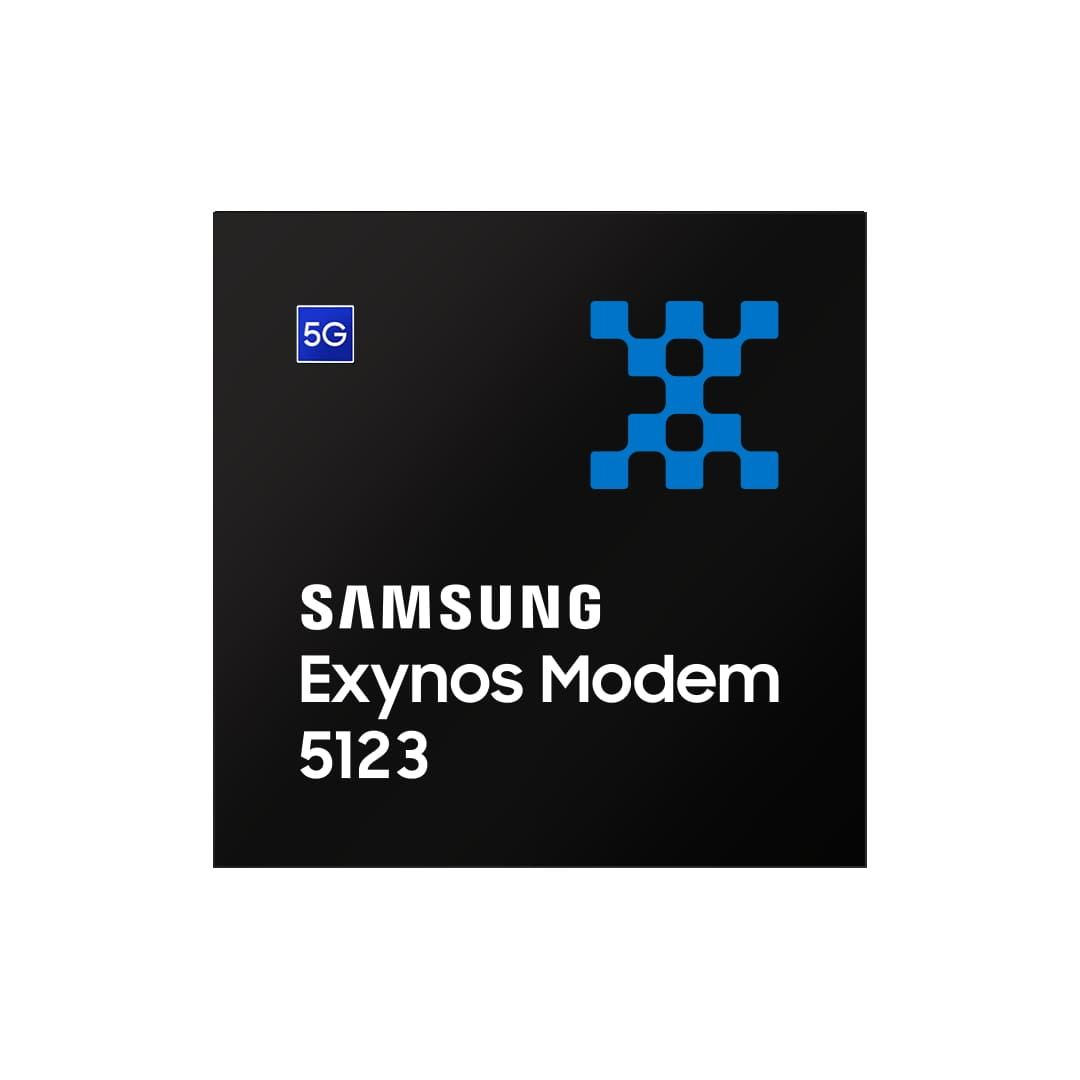 Exynos Modem 5123 5G