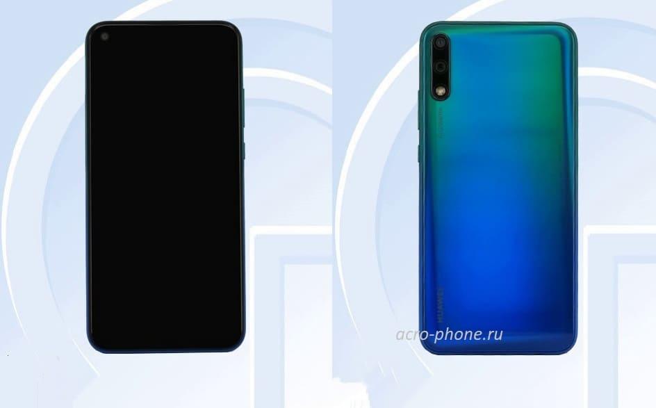 К выпуску готовят Huawei Enjoy 10 - более дешевый вариант 10 Plus