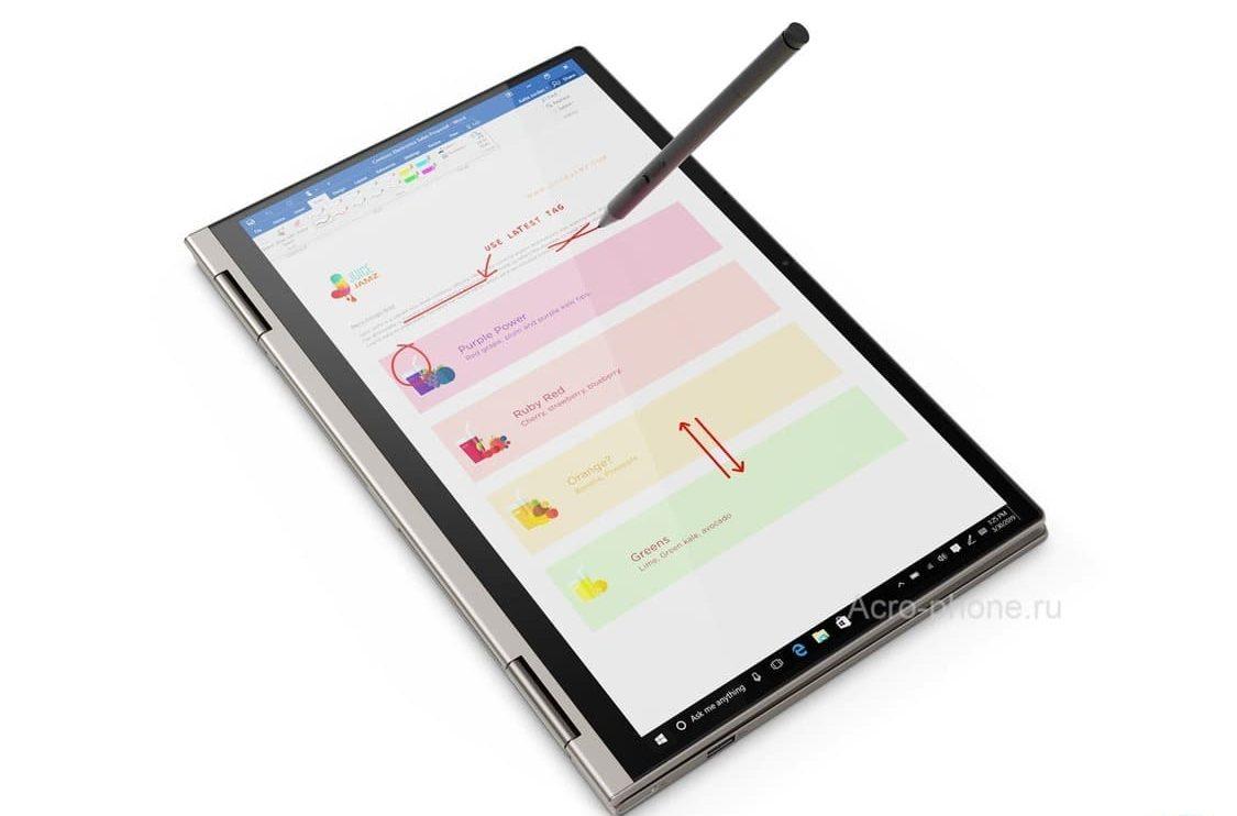 Планшет Lenovo Yoga C740 14
