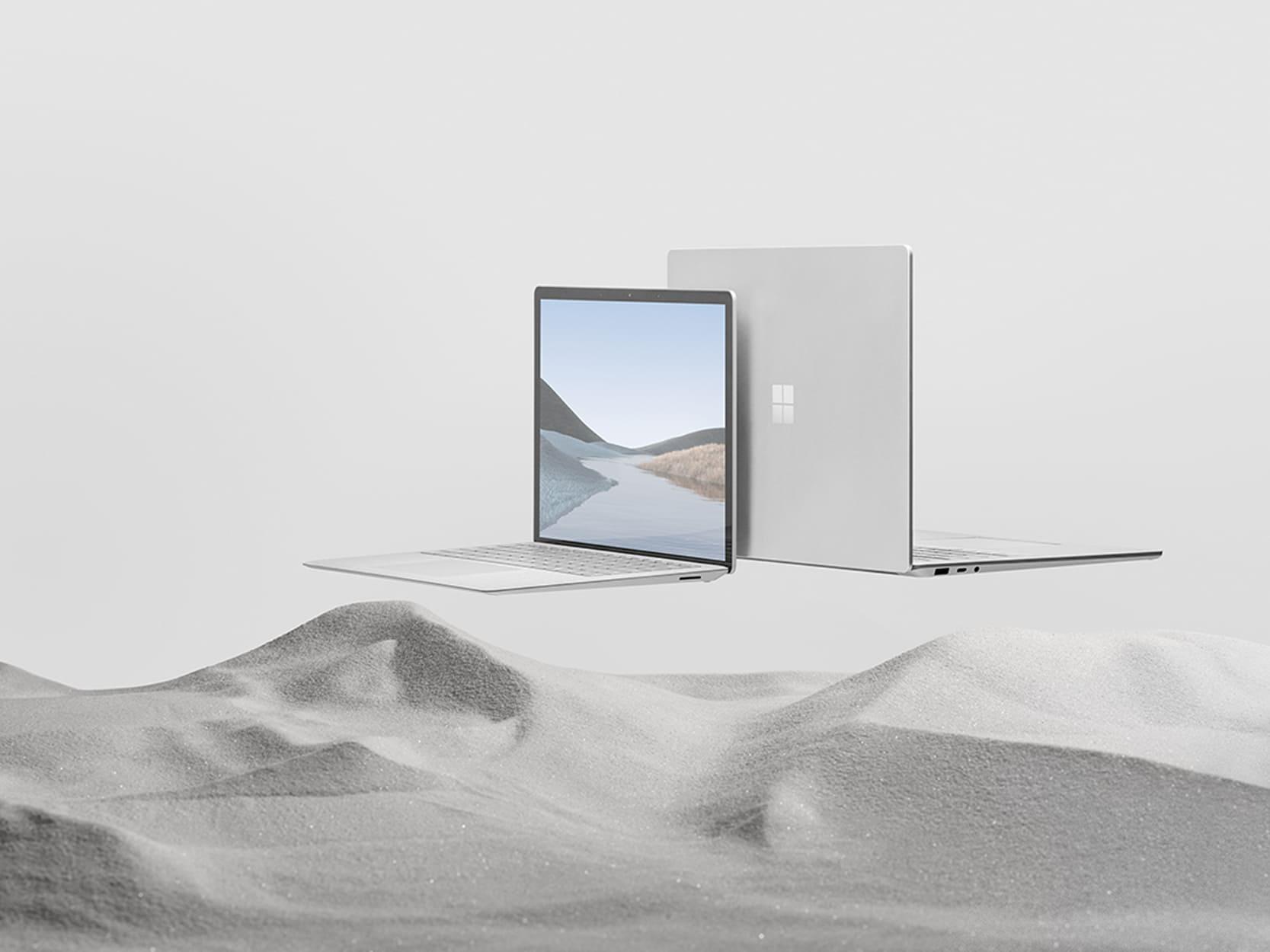 Представлен Microsoft Surface Laptop 3 на базе процессоров AMD Ryzen и Intel 10-поколения