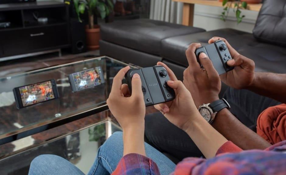 Представленный Razer Junglecat способен превратить смартфон в аналог Nintendo Switch