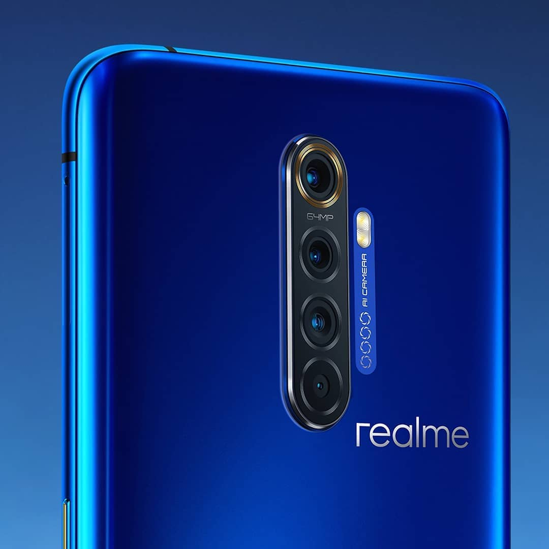 Флагман Realme X2 Pro с 6,5-дюймовым экраном будет выпущен к концу 2019 года