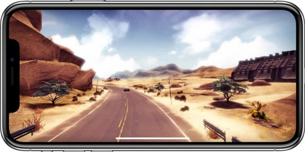 Рамки iPhone X