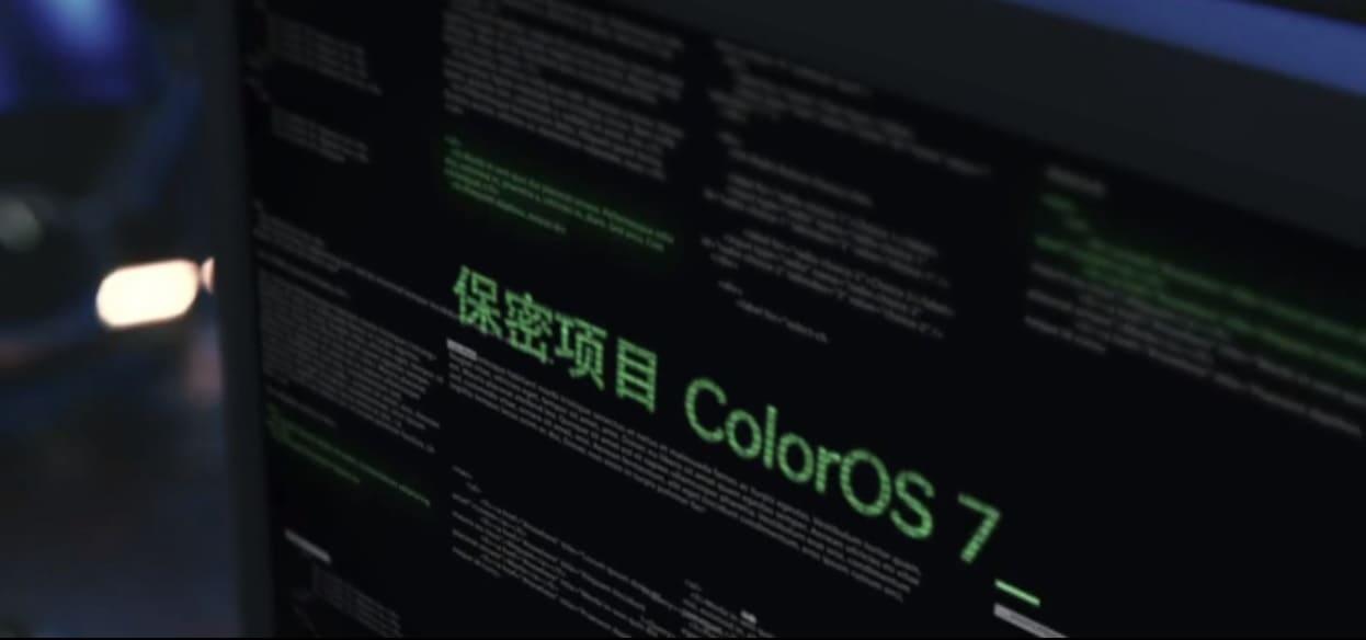 Стала известна дата выхода ColorOS 7: официальный тизер