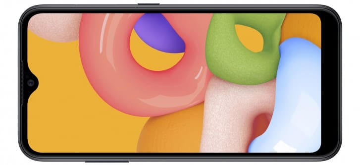 Galaxy A01 – самый бюджетный смартфон A-серии от Samsung