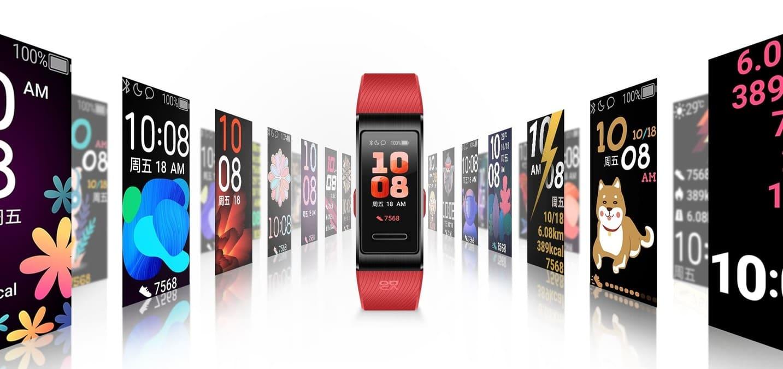 Фитнес-браслет Huawei Band 4 Pro
