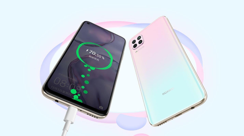 Быстрая зарядка Huawei 40 Вт