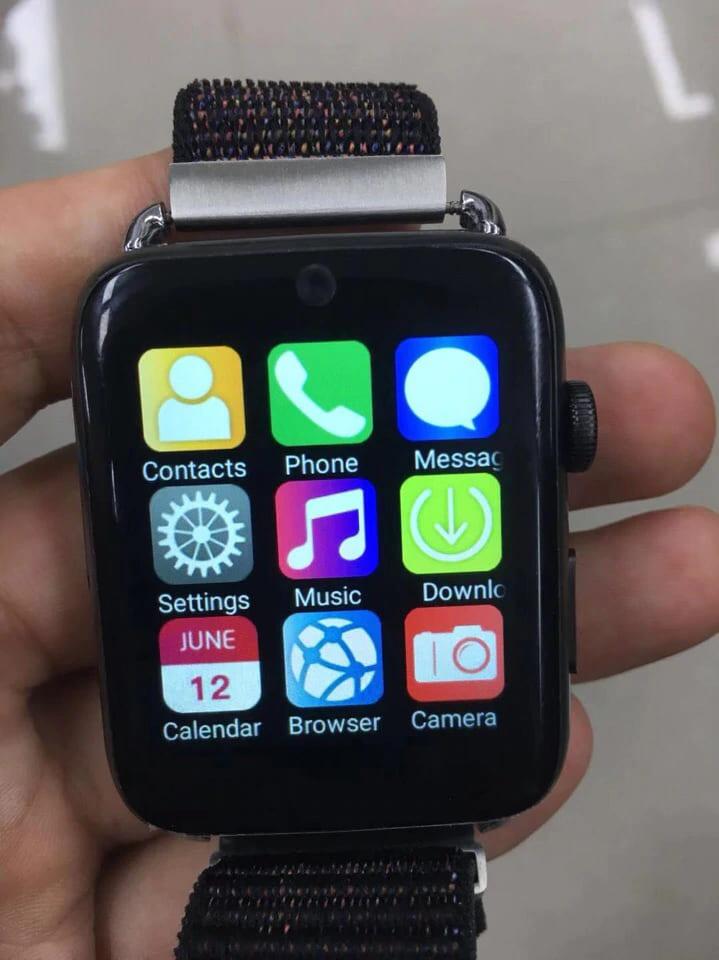 Часы, качающие торренты? Производитель запустил их на ОС Android