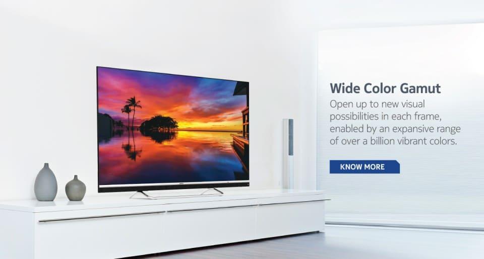 Телевизор Nokia на Android