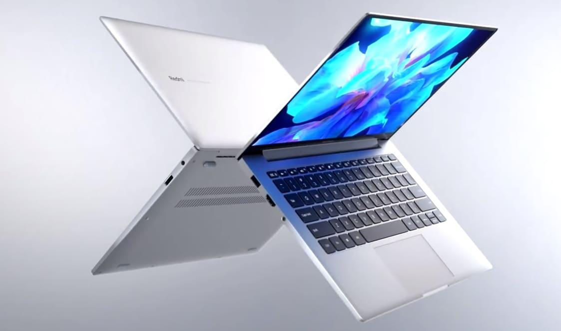 RedmiBook 13 представлен в металлическом корпусе на базе Intel Core 10-генерации