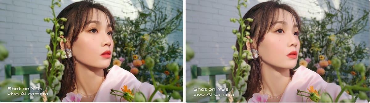 Фото с камеры Vivo Y9s