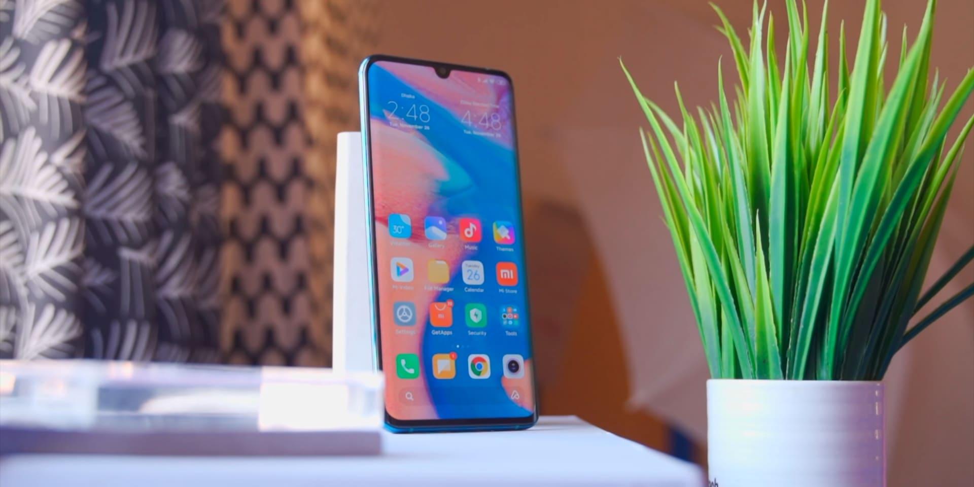 Дисплей Xiaomi Mi Note 10