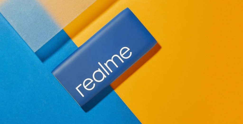 10000mAh realme CLASSIC BLUE Power Bank