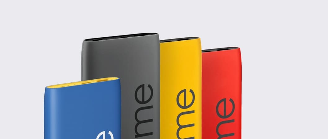 realme Power Bank 10000мАч