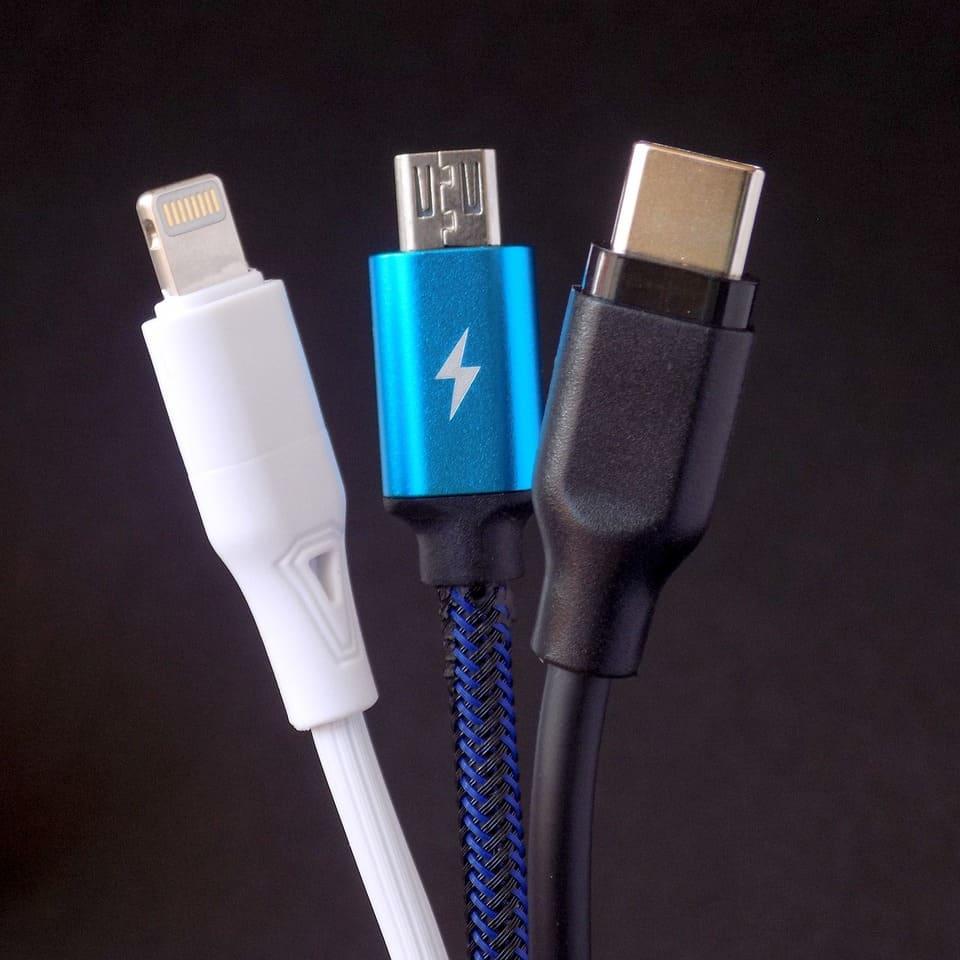USB-C может стать единым портом не только для Android, но и для iOS (iPhone)