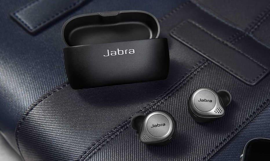 беспроводные наушники Elite 75T от Jabra