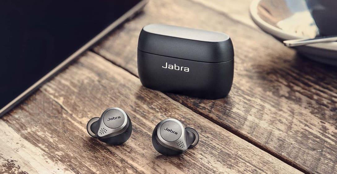 Беспроводные наушники Jabra Elite Active 75t представлены в России
