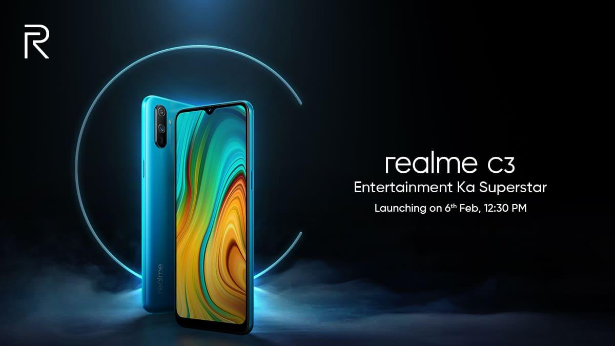 Realme C3 – мощный бюджетник, который мы не получим