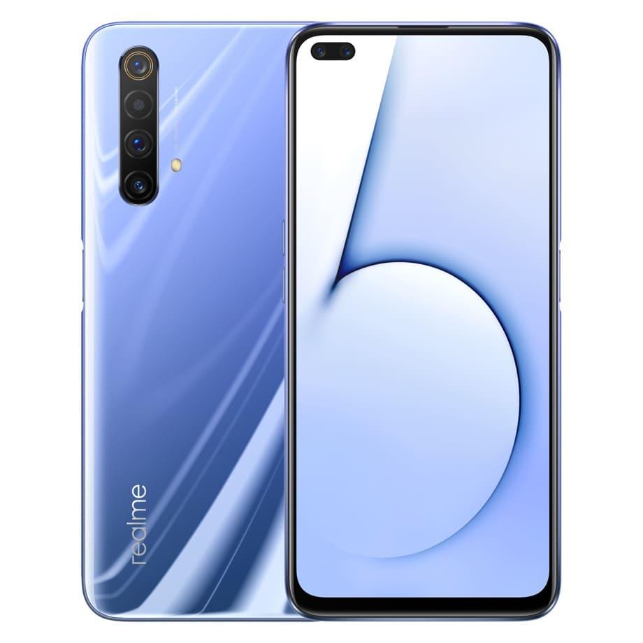 Realme X50 5G – смартфон со 120 Гц дисплеем,64 МП камерой и Snapdragon 765G