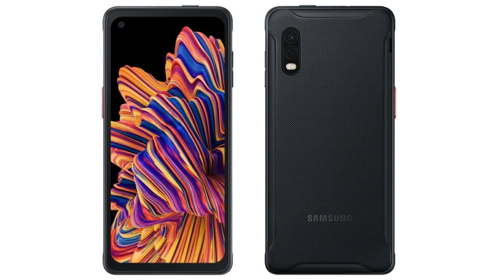 Защищенный смартфон Samsung Galaxy XCover Pro получил большой экран и Android 10