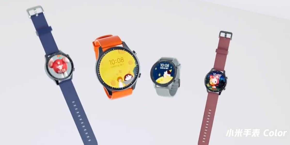 Умные часы MI Watch Color
