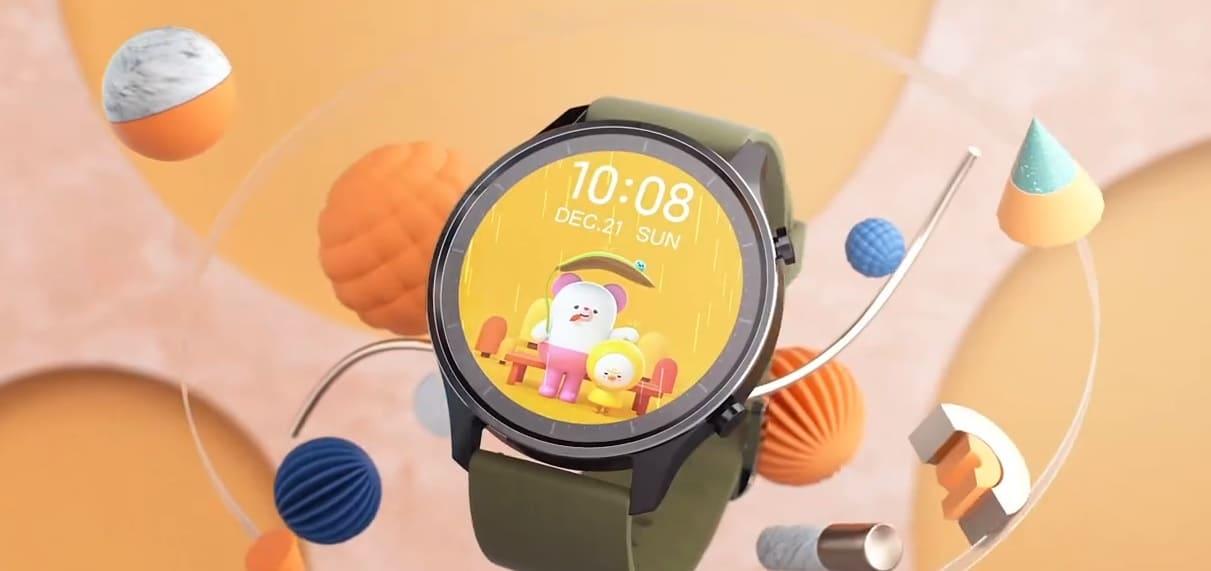 часы Сияоми ми ватч колор
