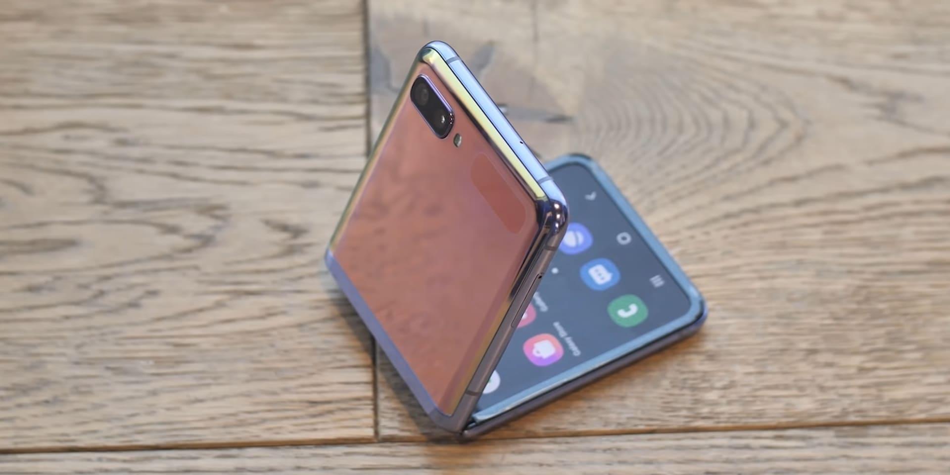 Samsung Galaxy Z Flip – нужна ли раскладушка в 2020 году?