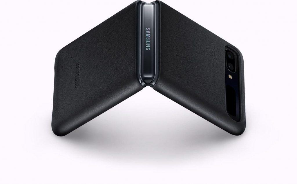 Samsung Galaxy Z Flip расскладушка
