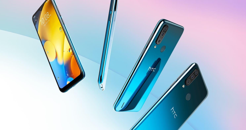 HTC Wildfire R70 – первый смартфон HTC в 2020 году