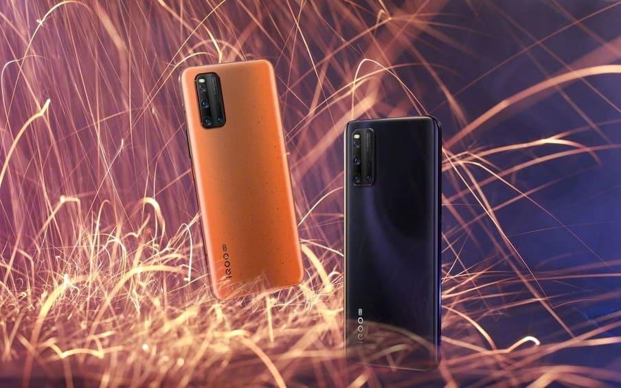 iQOO 3 и iQOO 3 5G – 180 Гц игровые смартфоны от суббренда Vivo