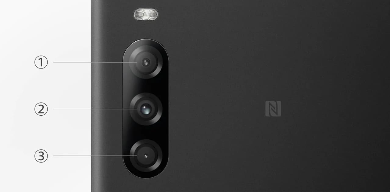 Камера Xperia L4