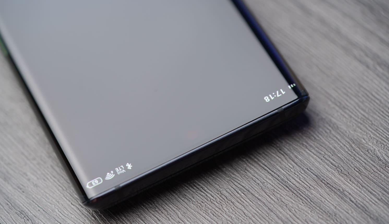 Vivo APEX 2020 экран