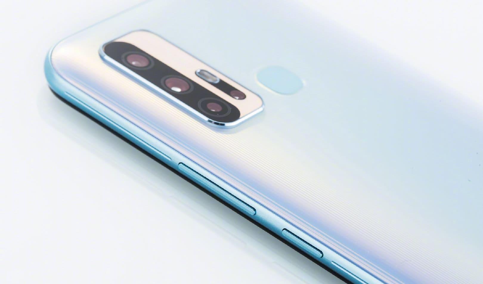 Камера Vivo Z6 5G
