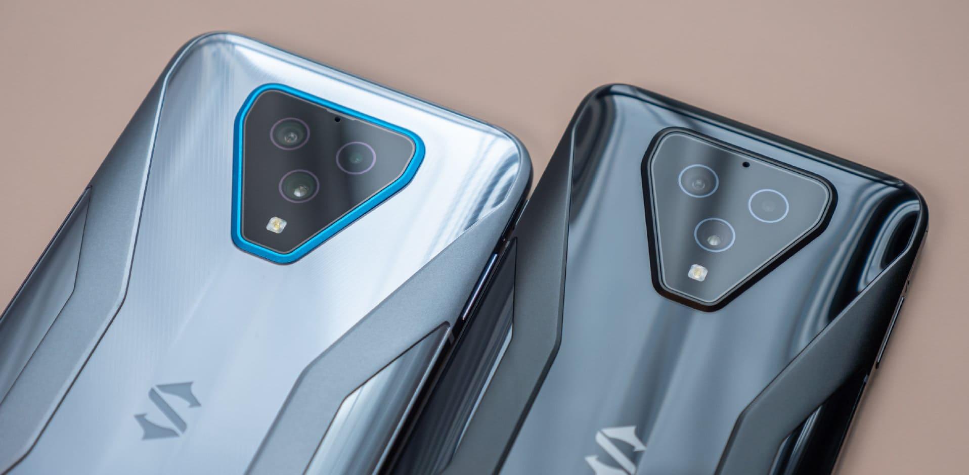 Смартфоны Black Shark 3 и 3 Pro 5G: новые «монстры» игрового подразделения Xiaomi