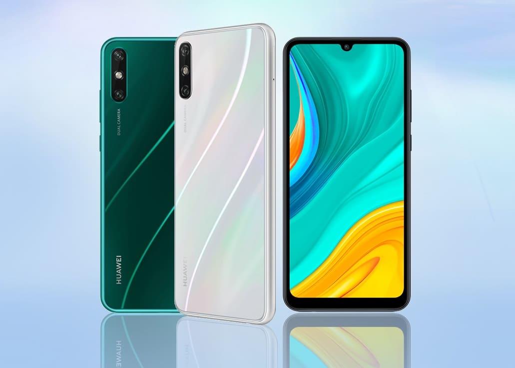 Huawei Enjoy 10e – бюджетник на Android 10 с батарей на 5000 мАч